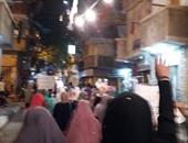 الأمن يطارد تجمعين للإخوان بمنطقة الورديان وشرق الإسكندرية