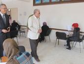 رئيس جامعة السويس: قبول خريجى الثانوية الأزهرية بكليات فرع طور سيناء