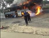 مقتل 15 شخصا فى انقلاب حافلة بالهند