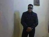 أهالى الفنت ببنى سويف فى انتظار جثمان شهيد الشرطة بمنطقة الهرم