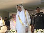 بالفيديو.. الملك سلمان يحضر ديربى الهلال والنصر فى نهائى الكأس