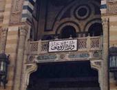 """""""أوقاف أسيوط"""" تصادر 500 كتاب وتسجيلات للقرضاوى وسيد وقطب تدعو للعنف والإرهاب"""
