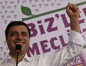 زعيم حزب الشعوب الكردى: أردوغان وأوغلو يعملان على تقسيم المجتمع التركى