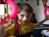 قارئ يناشد بمساعدته فى توفير المصاريف الدراسية لابنه من ذوى الاحتياجات