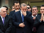 الرئيس التركى: كل من يؤجج نيران الصراع السورى سيحترق بها