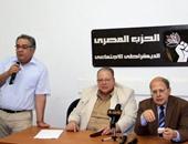 عبد الحليم قنديل: استقلال القرار المصرى أهم انجاز للسيسى فى عامه الأول