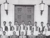 الظهور الأول للفلاحين فى الدورى الممتاز عام 1956