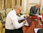 """""""التخطيط العمرانى"""": توقيع وثيقة مشروع """"إدارة التنمية بالقاهرة الكبرى"""""""