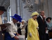 بدء فعاليات احتفالية بمناسبة عيد ميلاد ملكة بريطانيا الـ90
