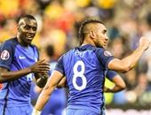 ملاحظات على اليورو.. فرنسا 2 – 1 رومانيا
