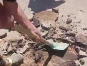 صحافة المواطن.. قارئ يشكو من ضعف الطبقة الأسفلتية بمدينة بدر