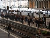 """بدء إضراب عمال قطارات """"يورو ستار"""" التى تربط بريطانيا بأوروبا"""