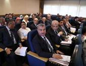 بالصور.. بدء اجتماع لجنة الصناعة بالبرلمان لمناقشة مشروع الموازنة