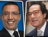 """أسرار لأول مرة عن """"مبارك"""" يكشفها فاروق حسنى مع خالد صلاح الليلة"""
