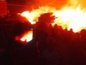 السيطرة على حريق 3 عشش سكنية بجوار مستشفى أم المصريين فى الجيزة بدون إصابات