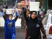 انقطاع المياه عن التجمع الخامس بسبب مشكلات فى إصلاح خط القاهرة الجديدة