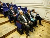 بالصور.. أنور السادات يطالب الداخلية بإعادة النظر فى سحب سلاح الأمناء أثناء الإجازات