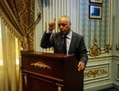 مصطفى بكرى: استقالة خالد حنفى لاتعفيه من المساءلة وملفه ملىء بالمخالفات