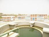 توقف محطة مياه الشرب بطامية عن العمل بسبب عكارة النيل فى العياط