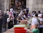 أحياء القاهرة: منع إقامة الموائد أمام المدارس والمستشفيات