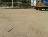 قارئ يطالب بإنشاء مطبات صناعية للحد من الحوادث على طريق الأزهرى ببنى سويف