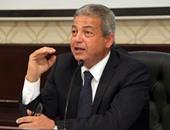 بالفيديو والصور.. وزير الرياضة: مصر غير قادرة على استضافة كأس العالم