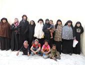 ضبط 13 سيدة من القاهرة والإسكندرية يستخدمن 11 طفلا للتسول بمطروح