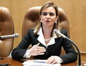 سحر نصر تبحث مع السفير الجزائرى عقد اجتماع اللجنة المشتركة بين البلدين قريبا