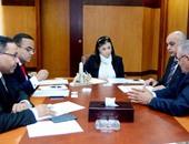 وزيرة الاستثمار تبحث مقترحات تطوير التعليم مع عميد كلية تجارة عين شمس