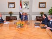 السيسي يستعرض مع وزير الاتصالات تصميم مدينة المعرفة بالعاصمة الإدارية الجديدة