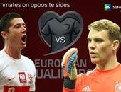 يورو 2016.. التشكيل الرسمى للمواجهة النارية بين ألمانيا وبولندا بالمجموعة الثالثة