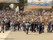 """إثيوبيا تعتقل 1645 شخصا من """"زعماء العصابات وقطاع الطرق"""" بعد أعمال عنف"""