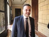 صالون ثقافى بحضور المكتب السياسى للتكتل البرلمانى 25-30 بالدقهلية