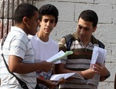 """""""تعليم الجيزة"""": لا يوجد تأخر لدخول طلاب بلجنة هشام شتا الثانوية فى الهرم"""