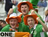يورو 2016.. انطلاق مباراة بلجيكا وأيرلندا