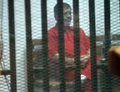 """النقض تبدأ نظر طعن مرسى على حكم إعدامه فى """"اقتحام السجون"""""""