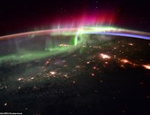 """أهم صور التقطها """"تيم بيك"""" من الفضاء قبل عودته لكوكب الأرض"""