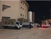 تواصل العمل فى تجهيز المستشفى الجامعى بكفر الشيخ لافتتاحها فى أغسطس