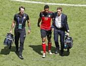 يورو 2016.. إصابة ديمبلى تنتقص من فرحة بلجيكا
