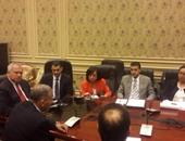 """""""الخارجية"""" و""""حقوق الإنسان"""" تتفقان على إحياء مشروع رعاية المصريين بالخارج"""