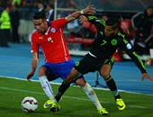 كوبا أمريكا.. انطلاق مباراة المكسيك وتشيلى فى ربع النهائى