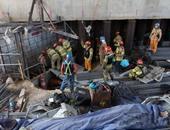 بالفيديو والصور..مصرع 4 أشخاص فى انهيار نفق بكوريا الجنوبية