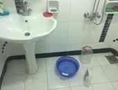 شكوى من انقطاع مياه الشرب يوميا بمنطقة النزهة 2