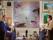 """فاروق حسنى فى حديثه لـ""""خالد صلاح"""" عن الثقافة والسياسة: المتحف المصرى مشروع ضخم وعملاق.. مبارك رفض """"التوريث"""" وأخطأ بترك الإخوان.. سوزان سيدة """"قيمة"""" والتقيت شفيق 3 مرات.. ويؤكد: أمريكا أرادت هدم مصر"""