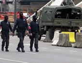 الشرطة البلجيكية تصادر  350 قطعة سلاح فى إطار مداهمات لمكافحة الارهاب