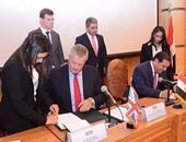 """توقيع 3 عقود تعاون فى مجال أمن المطارات بين """"فالكون"""" و""""ريستراتا"""" العالمية"""