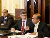 """بالصور.. بدء اجتماع """"القوى العاملة"""" بالبرلمان بحضور وزير التخطيط لمناقشة """"الخدمة المدنية"""""""