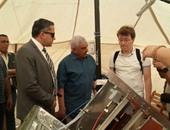 وزير الآثار يتفقد منطقة الهرم الأثرية للوقوف على آخر مستجدات تطويرها