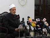 الإمام الأكبر: مصر تمثل النموذج الأسمى فى وحدة نسيجها الوطنى