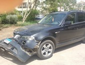 محمود عبد المغنى بعد نجاته من حادث سيارة: الحمد لله أنا والعيال بخير